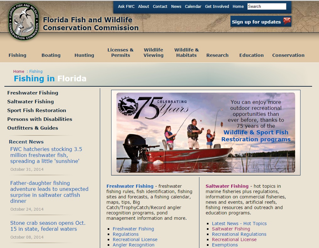 for Myfwc fishing license